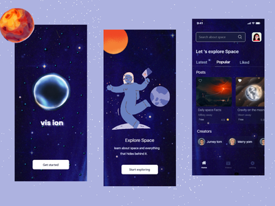vision mobile app