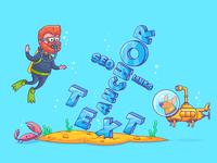 Anchor text illustration