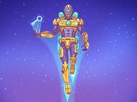 Keyword Explorer Robot