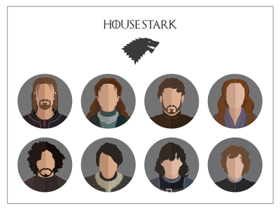 Game of Thrones – House Stark