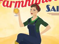 Farmhand's Pay Saison