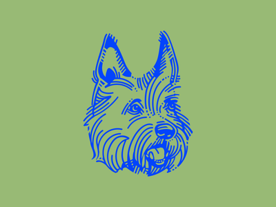 Ruff Day? graphic design illustration design minimal icons