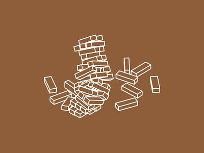 J-E-N-G-A!!! graphic design illustration design minimal icons
