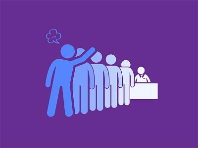 Is it Friday yet?! graphic design illustration design minimal icons
