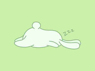 🐰Zzzzz graphic design illustration design minimal icons