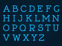 Ruth Typeface