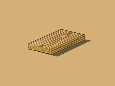 Wood Plank illustrator affinity designer design vector illustration illustration vector plank wooden woods wood
