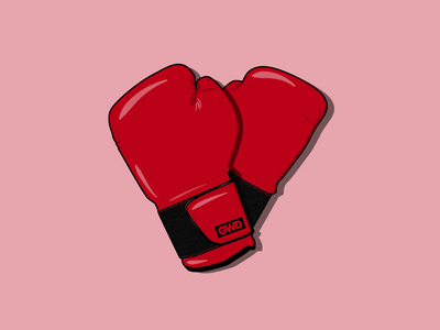 Boxe gloves boxing kickboxing gloves sport boxe vector art design vector illustration illustration vector