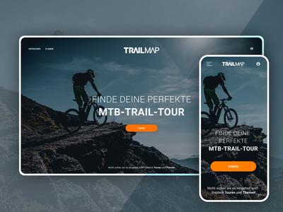 TRAILMAP MTB Trail App