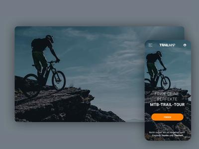 TRAILMAP Website – animation