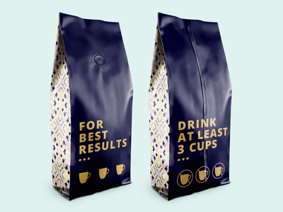 Coffee Packaging - Day 005