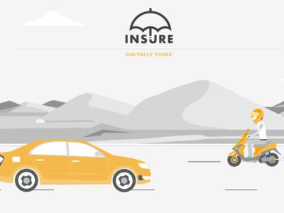 Insure - Infographic