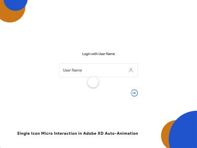XD Login Auto-Animation
