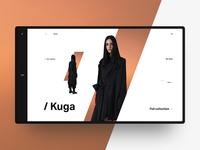 DFS fashion website