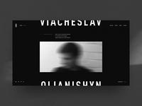 Viacheslav Olianishyn Personal Website