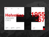 Helvetica 60 years anniversary