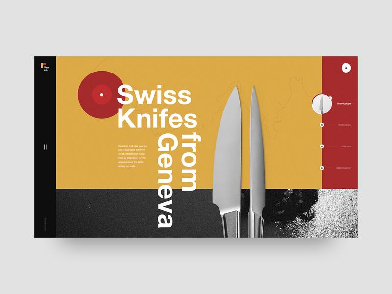 Vear website logo app store animation online grid website interaction ux black swiss typography knife fashion helvetica site web ui design minimal
