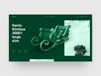 Santa Sleigh 2019