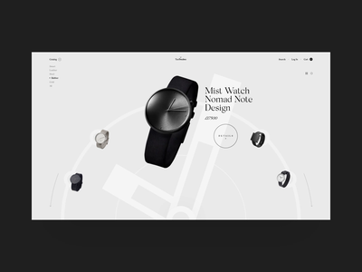 TenTwelve Catalog app branding interaction site ux online grid animation web design watches website typography fashion helvetica web ui swiss black design minimal