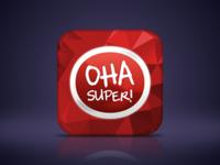 Ohasuper iPhone App Icon