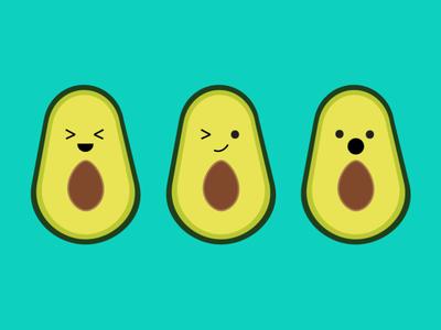 Funky Avocado