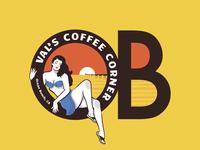 Vals Coffee Corner - T Shirt