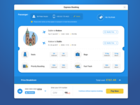 Ryanair Express Booking