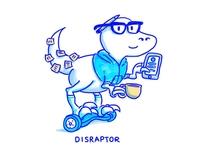 Design Disraptor