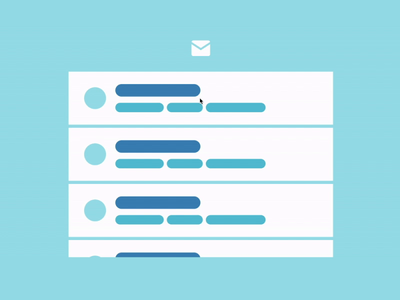 Simple Email Interactions for the Animation Handbook