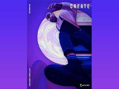 Poster Desing - Create