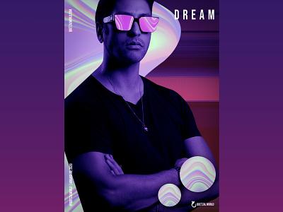 Poster design - Dream graphic design photo manipulation image editing poster designer poster design