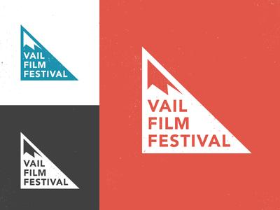 Vail Film Festival Logo vail film festival brand logo 2015