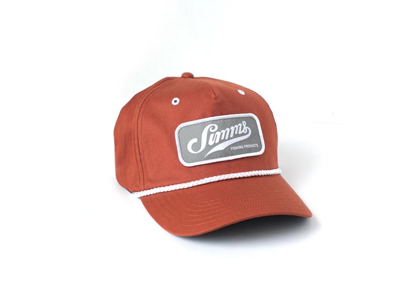 captains cap simms baseball hat
