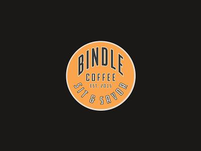 Bindle Apparel craft coffee typography apparel design tee t-shirt apparel badge coffee