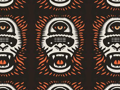 Third eye Thriller illustration colorado designer apparel design icon