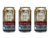WeldWerks Brewing Can Design