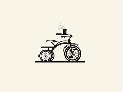 Jubilee Roasting Co. colorado craft coffee coffee icon illustration bike