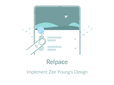 Implent Zee Young's Design plane gesture refresh code illustration