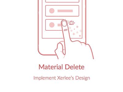 Implent Xerlee's Design particle delete code illustration