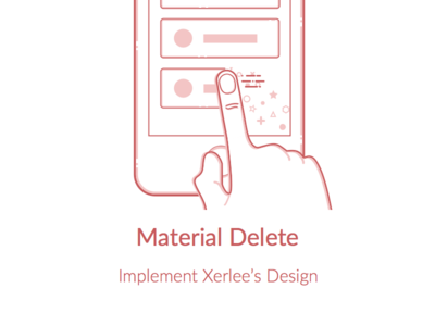 Implent Xerlee's Design particle delete code illustration