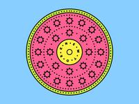 No 6. Guava Manhole Cover