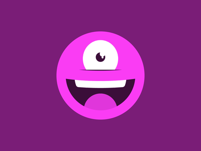 VIRVE̊L | Consumer of Joy fun funny simple character characterdesign illustration illustrator vector minimalist minimal creaturedesign lore myth creature monster
