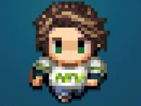 Digit Blast - Pixel Crew! Billy