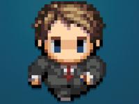 Digit Blast - Pixel Crew! Tris