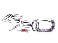 Medical Element Illustration