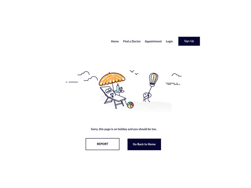 Error 404 Page Not Found Concept Illustration by Noreen | Dribbble