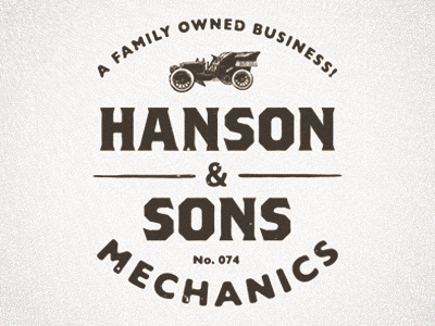 Hanson & Sons i have no idea what to put here sometimes