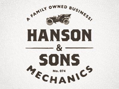 Hanson & Sons