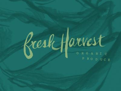 Fresh & so clean-clean identity logo branding produce