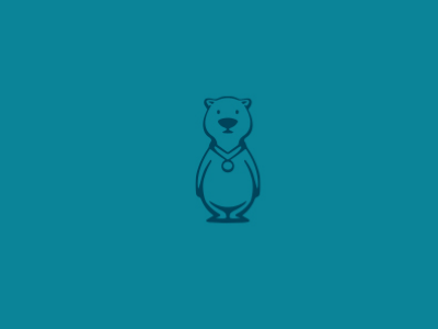 Despondent Dude identity branding logo bear illustration dude bro bro-bear dude-bro bear-dude